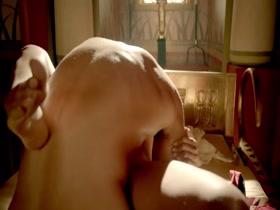 Nackt sibylla deen Nude video
